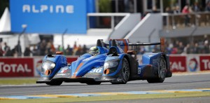 Alpine Nissan A450 at the 2013 Le Mans 24 Hours