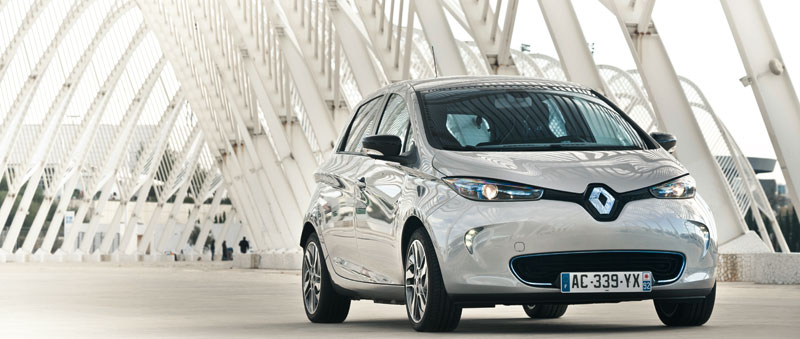 The decoupled pedal fit on ZOE optimizes range