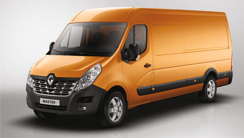 Renault Group commercial vehicles