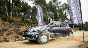Renault Clio R3T rally model
