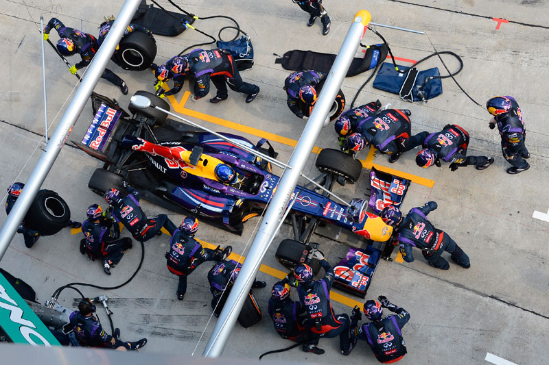 Red Bull Racing Renault 2013