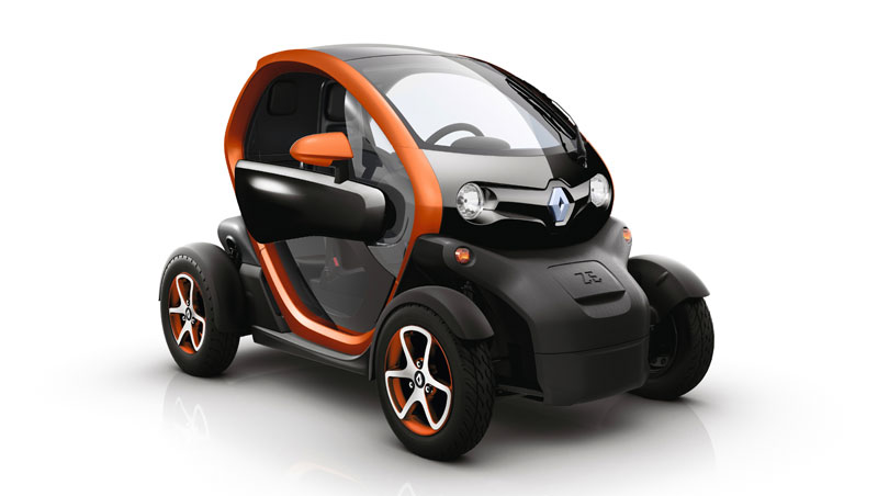 Electric Vehicles Groupe Renault