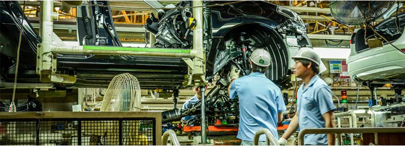 2014 - Usine Renault Samsung Motors Corée