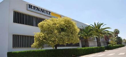 Sevilla plant - Groupe Renault