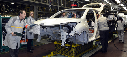 VALLADOLID BODYWORK-ASSEMBLY PLANT