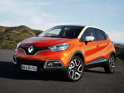 Renault Captur Test Drive There S A New Crossover In Town