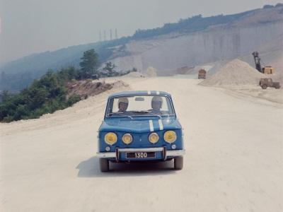 Renault 8 Gordini Celebrates Its 50th Anniversary Groupe Renault