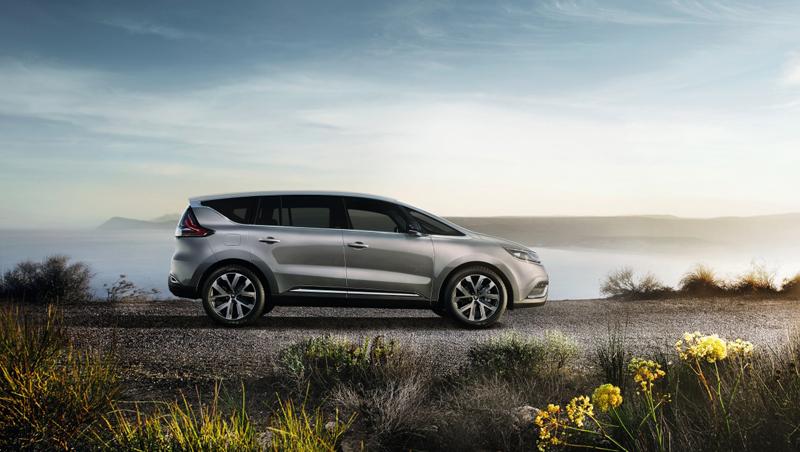 Nouveau Renault Espace - extérieur