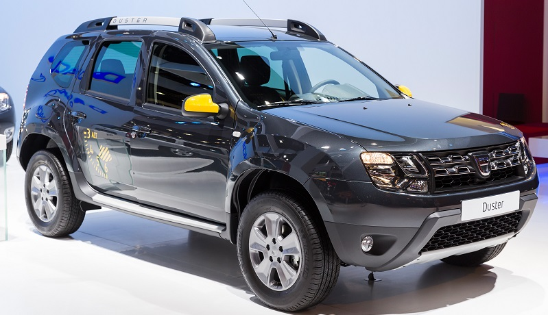 Dacia Lodgy Stepway, Dokker Stepway, Sandero Black Touch and Duster ...
