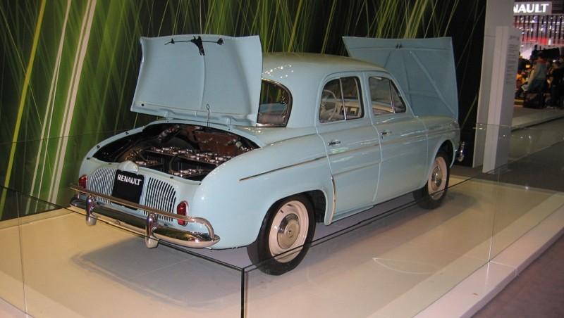 Renault Dauphine eléctrico Henney Kilowatt