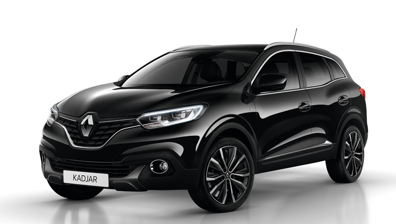 the motoring world best in class residuals for the all new renault kadjar crossover. Black Bedroom Furniture Sets. Home Design Ideas