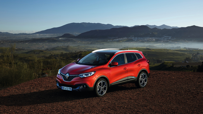renault pr sente kadjar petit fr re de captur groupe renault. Black Bedroom Furniture Sets. Home Design Ideas