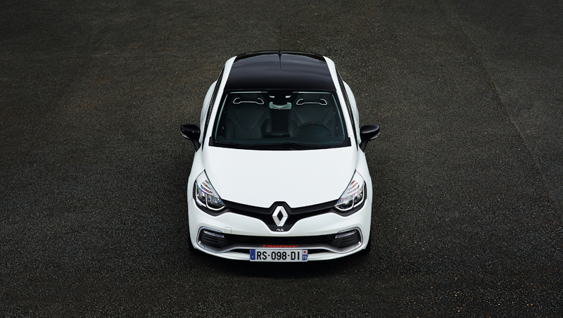 New Clio R S  220 EDC Trophy - Groupe Renault