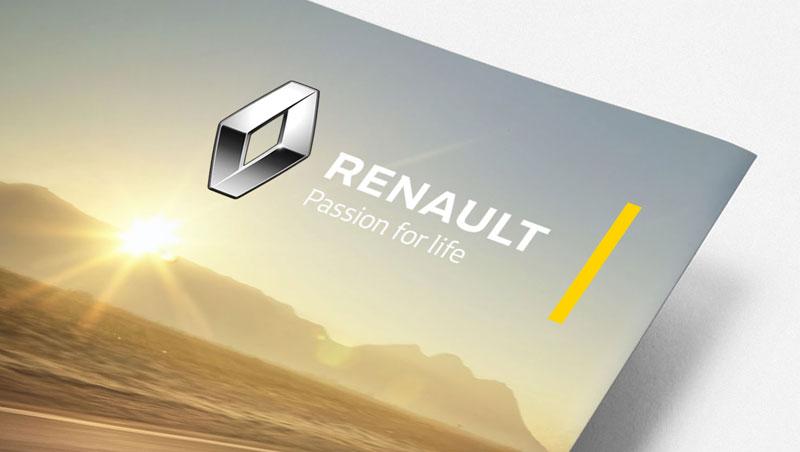 renault brandbook