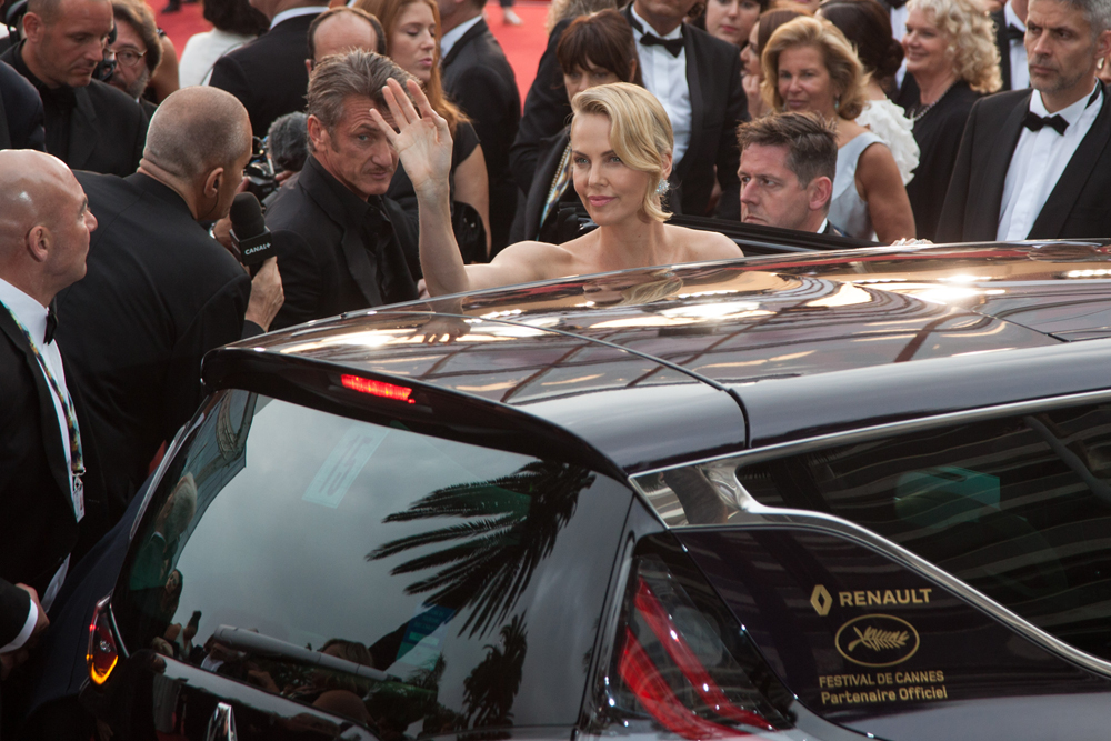 CANNES : Mad Max Fury Road Premiere