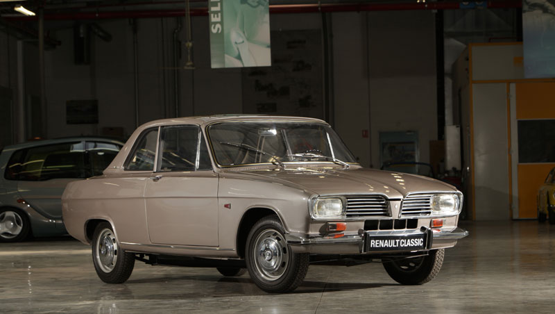 Fiftieth Anniversary For Renault 16 Groupe