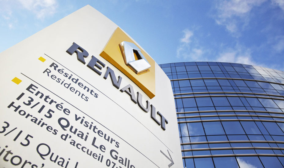 RENAULT-BUILDING