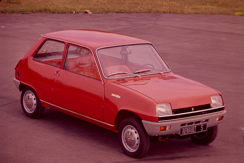 Renault 5 La 171 Supercar 187 Des Ann 233 Es 70 Et 80 Groupe