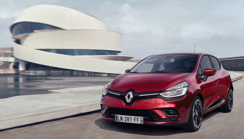 Renault Unveils The New Clio The Latest Version Of Its Popular Best