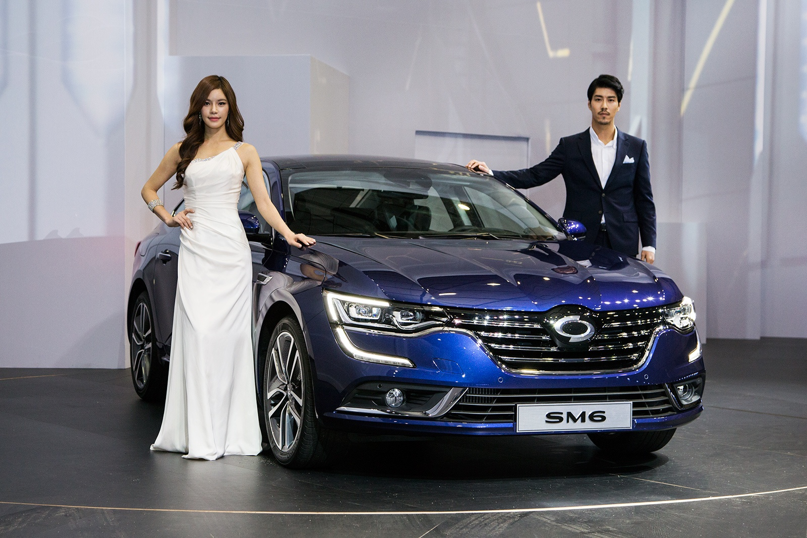 Renault samsung cars