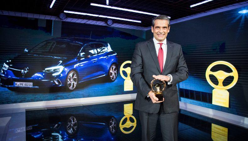 The MEGANE And KADJAR Scoop European Media Awards Groupe Renault - Unique car show awards