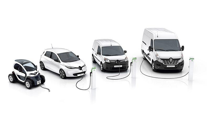 Renault Optimizes The Lifecycle Of Its Electric Vehicle Batteries