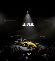 2017 - Voiture Sport Renault Megane R.S.17