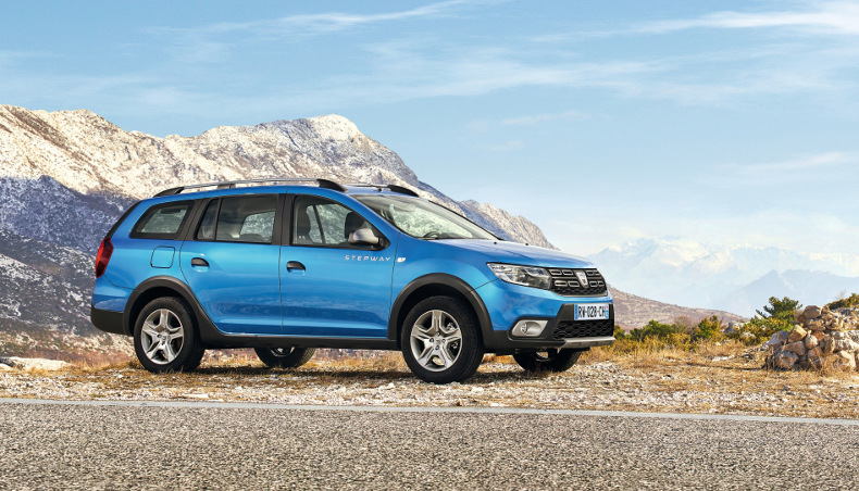 2017 Break New Dacia Logan MCV Stepway