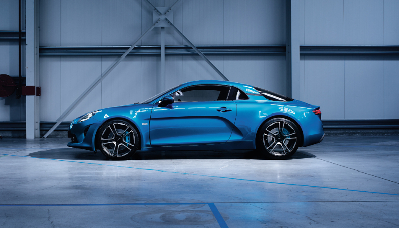 2017 Berlinette Alpine A110 Design