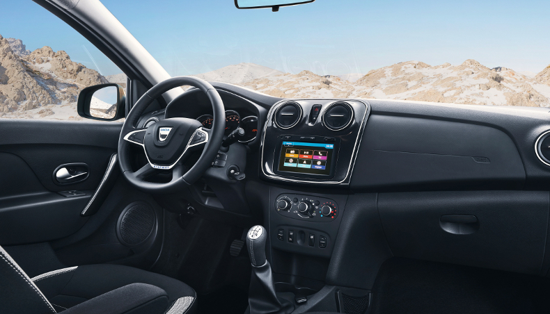 The new Dacia Logan MCV Stepway: the latest addition to the Stepway ...