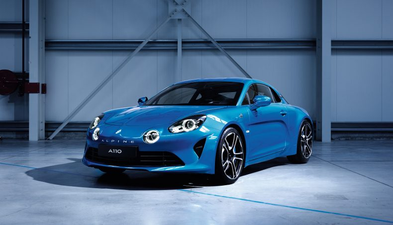 Alpine: Birth of the new A110