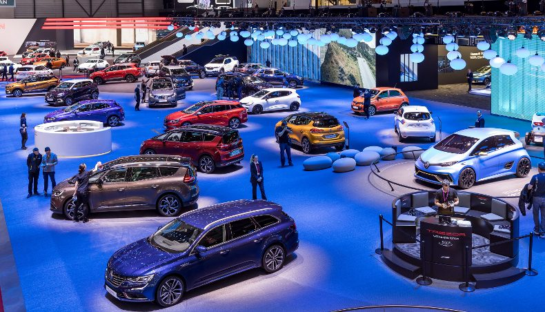 GIMS The Geneva Motor Show Comes To A Close Groupe Renault - Geneva car show