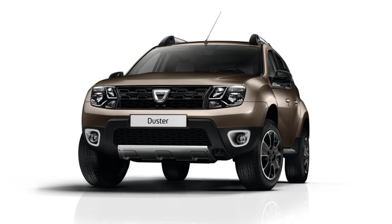 2017-SUV Dacia Duster