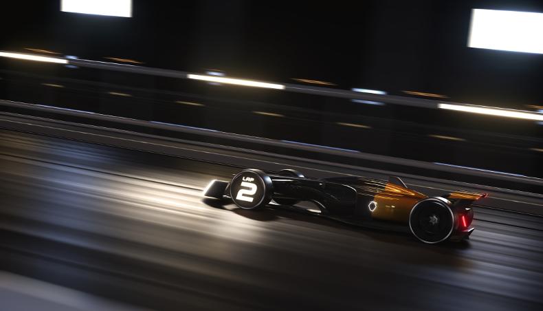 2017 - Groupe Renault Concept Car R.S. 2027 Visions - Formula 1