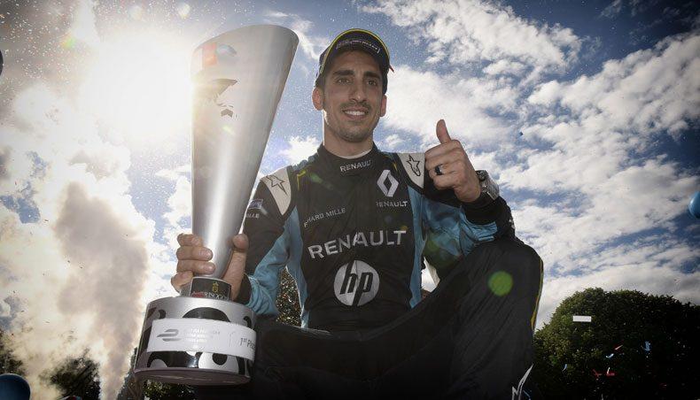 Paris ePrix: Renault-e.dams electrifies the French capital!