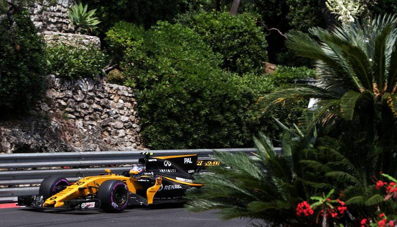2017 GP Monaco Formula 1