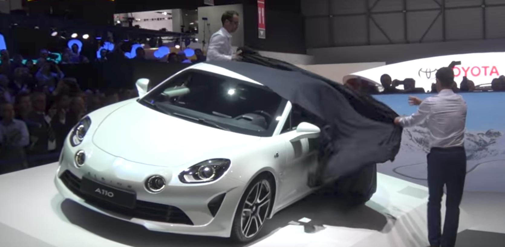 Would You Buy The New Alpine A110?