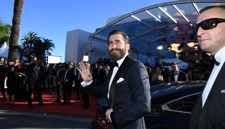 jake gyllenhaal festival de cannes 2017 Renault Talisman