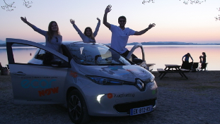 2017 - renault zoe trip mission greenstories
