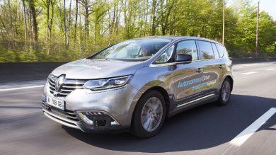 Renault présente la technologie  « Eyes off/Hands off » pour le véhicule autonome de demain