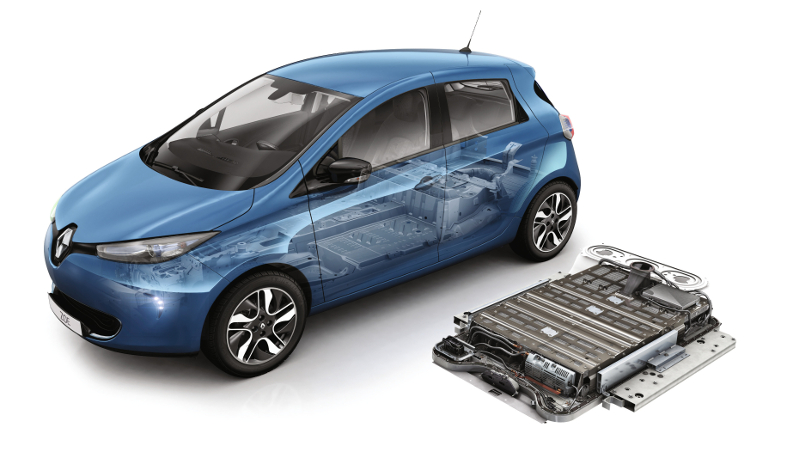 Renault ZOE Powervault batteries domestique vehicules electriques electric vehicle room domestic electricity storage systems