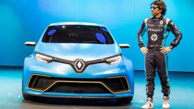 Glissez-vous dans les coulisses des essais de ZOE e-Sport Concept avec Nicolas Prost !