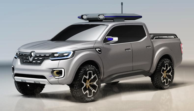 Renault Alaskan Concept-Car