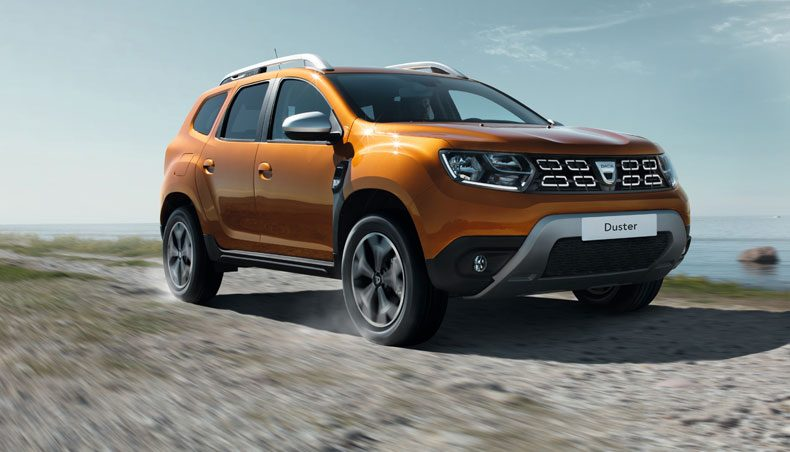 #IAA2017 The All-New Dacia Duster: more Duster than ever