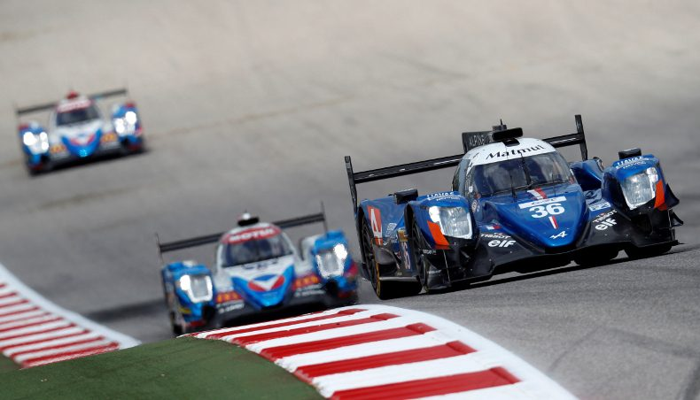 Alpine – Success at 6 Hours of COTA (Circuit of the Americas) in Austin