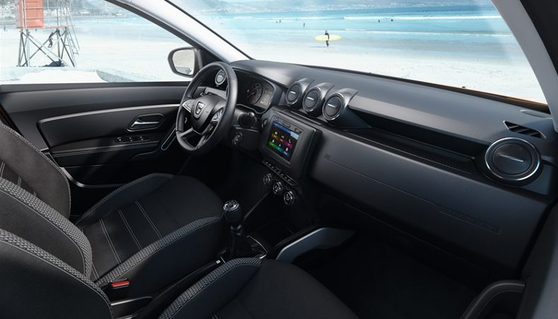 2017 - Dacia Duster - Design Interior