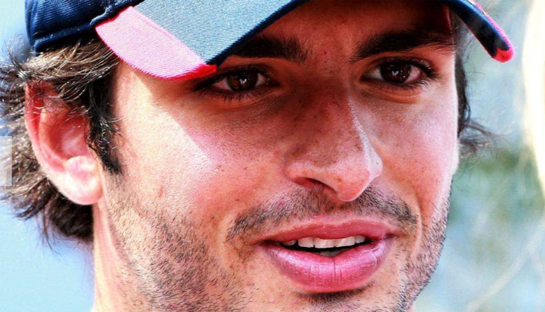 2017 - Renault Sport Formula One Team - Carlos Sainz