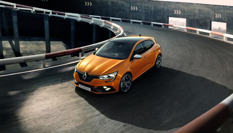 2017 - Renault Megane R.S. - Design Exterior