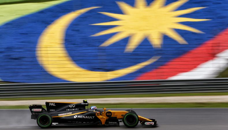 2017 - Renault Sport Formula One - GP Malaysian