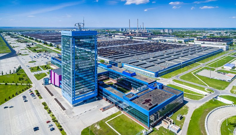 AVTOVAZ, a recovery on track